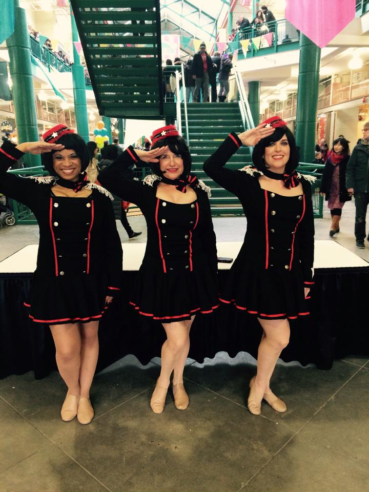 Mynt Dance Productions Entertains at Family Day!