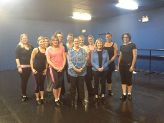 Join Calgary's Friendliest Adult Dance and Fitness School!