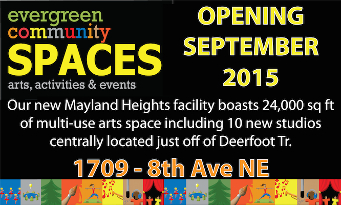 Join us for Classes this Fall at our NEW Location!