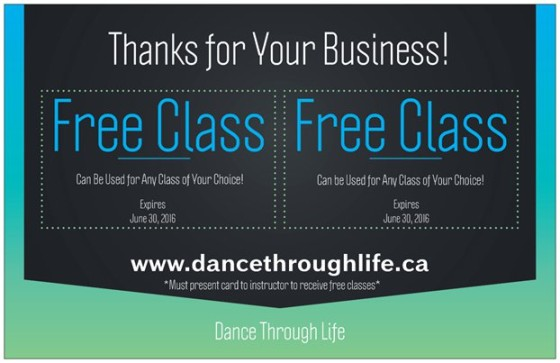 Sign up for a Fall Session and get FREE Classes!  Yes.  Its that simple.