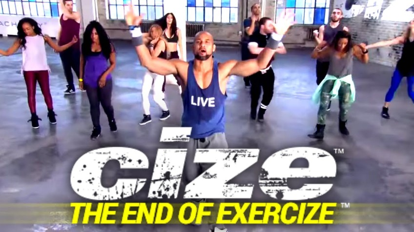 CIZE – The End of Exercise is here!!  Join me for FREE Demo Classes
