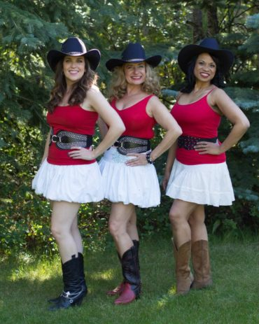 Stampede Line Dancing Workshop and Party!