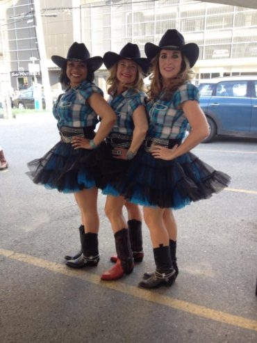 Stampede Line Dancing Lessons for Groups Big or Small!