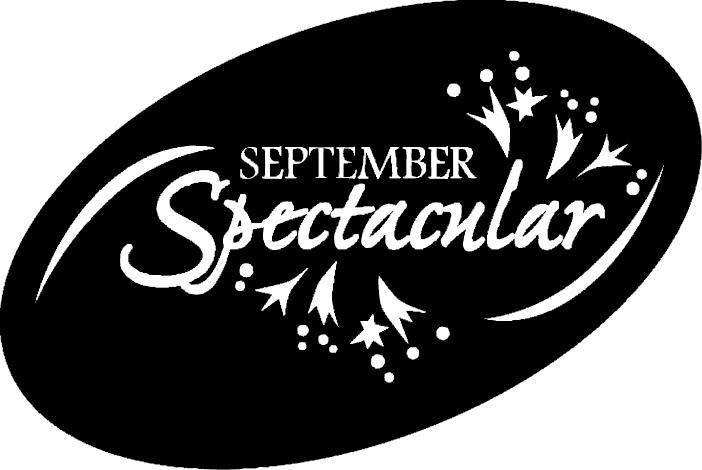 September Spectacular – $5 Trial Classes!